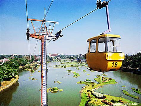 skybridge transportasi  depan kota bandung good news  indonesia