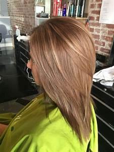 Meches Blondes Sur Chatain : m che caramel sur cheveux ch tain quelles sont mes options ~ Melissatoandfro.com Idées de Décoration