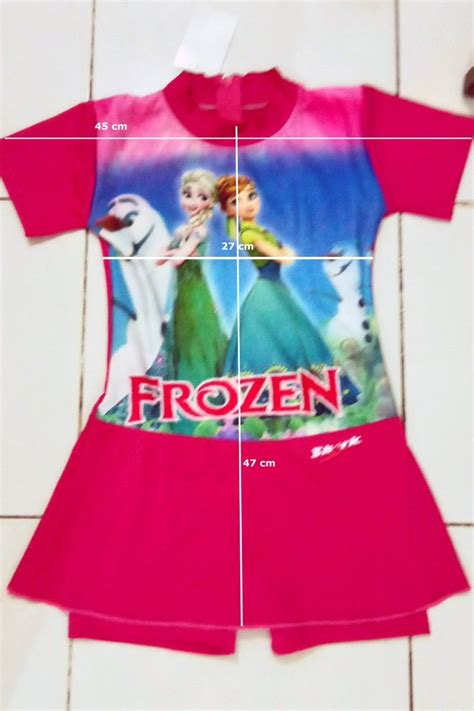 baju renang anak karakter kartun tokoonlinecom