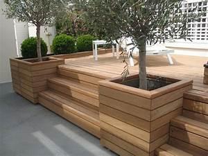 terrasse bois nice contes alpes maritimes 06 terrasse With nice photos terrasses et jardins 15 serre de jardin d
