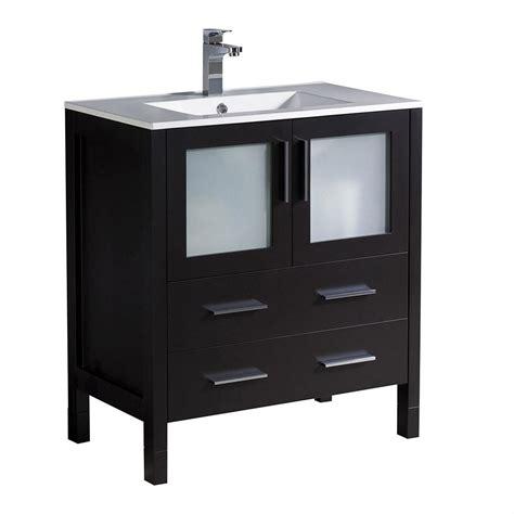 bramerton 31 in w bath vanity in espresso with