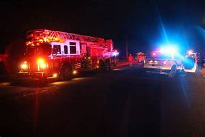 Fire crews knock out fire feet away from Hurricane home ...