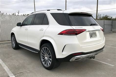 Model could slot in above the gle 53 as a stair step to gle 63. New 2020 Mercedes-Benz GLE GLE 580 Sport Utility in Georgetown #LA172345 | Mercedes-Benz of ...