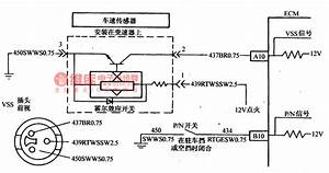 The Diagnosis Circuit Of Fault Code 24 Of Daewoo Espero