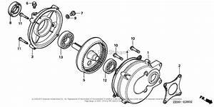 Honda Engines Gx110 Hx Engine  Jpn  Vin  Gx110