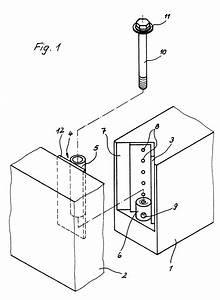 Balken Verbinden Schrauben : patent ep0319610a1 vorrichtung zum verbinden zweier holzbalken google patents ~ Whattoseeinmadrid.com Haus und Dekorationen