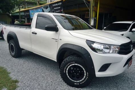 toyota hilux revo standardsingle cab  export