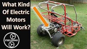 What Electric Motors Can Be Used In A Go Kart Or E Bike