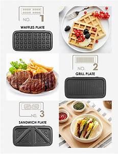 Waffeleisen Und Sandwichmaker : tibek sandwichmaker waffeleisen test 2020 ~ Watch28wear.com Haus und Dekorationen