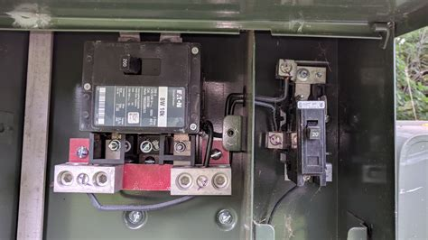 Electrical How Would Feed Subpanel From This Service