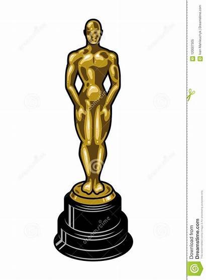 Award Template Academy Illustration Oscar Vector Cinematic