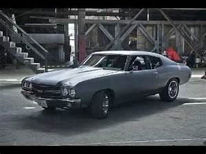 Fast and Furious 4 Chevy Chevelle - YouTube