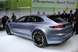 Porsche Panamera Break : photos porsche panamera sport turismo concept ~ Gottalentnigeria.com Avis de Voitures