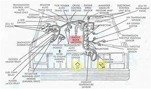 2004 Jeep Grand Cherokee Transmission Cooler Lines Diagram