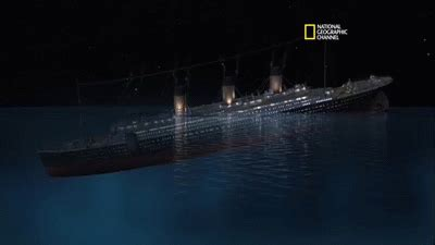 Rms Olympic Sinking by Titanic Sinking Gif By Rms Olympic On Deviantart