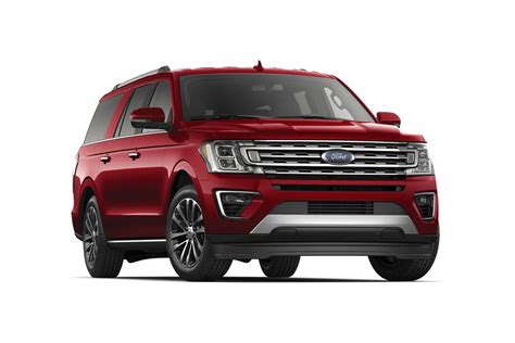 ford expedition limited max suv model highlights
