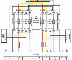 automatic transfer switch switch between solar generator With how ats works