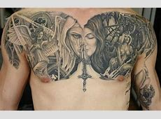 Tattoo Angel Y Demonio Significado Tattooart Hd