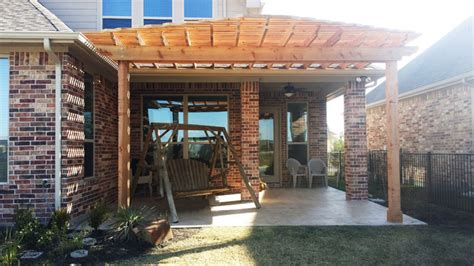 affordable shade patio covers pergolas arbors and gazebos patio houston by