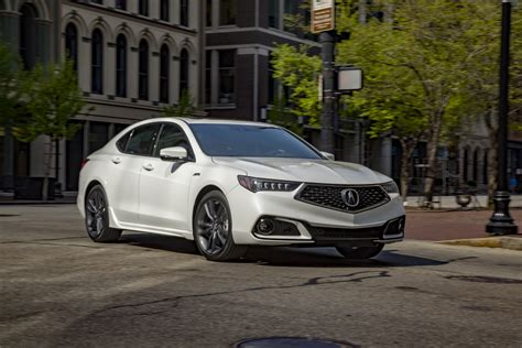 acura tlx  spec  drive review character