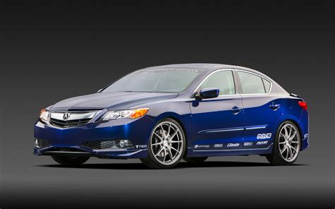 Acura Car : Supercharged 2013 Acura Ilx