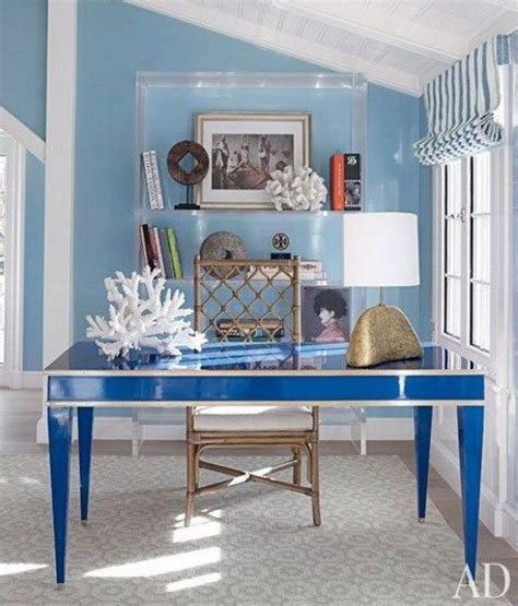 Coastal And Beachinspired Home Offices Comfydwellingcom