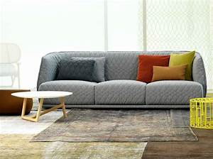 40 elegant modern sofas for cool living rooms for Elegant contemporary furniture pictures