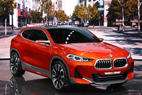 Bmw X2 Photo by Bmw X2 Concept Debuts At 2016 Auto Show