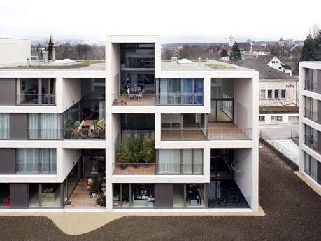 Geschosswohnungen In Graz by Die Besten 25 Moderne Architektur Ideen Auf