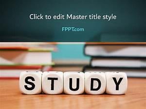 Microsoft Word Templates Free Free Study Powerpoint Template Free Powerpoint Templates