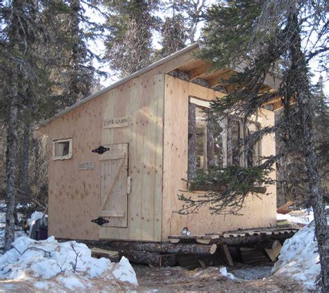 cabin  alaska