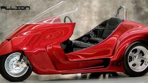 stallion trike thoroughbred motorsports sports license autoblog mustang horse