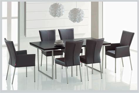 Interior Decoration In Home - attractive decor with a modern dining room sets trellischicago