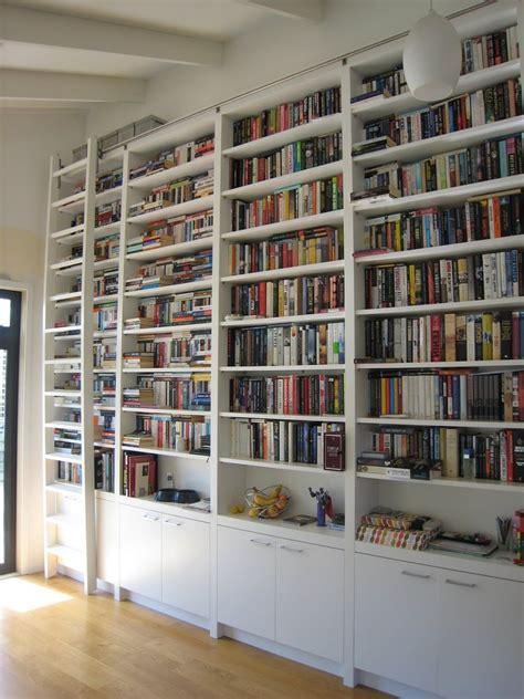 bookshelves drawer combination