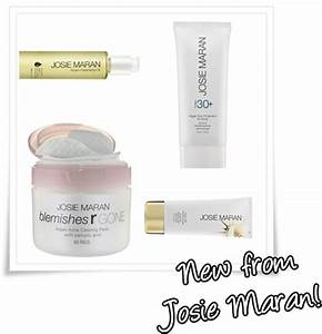 New from Josie Maran Cosmetics – Musings of a Muse