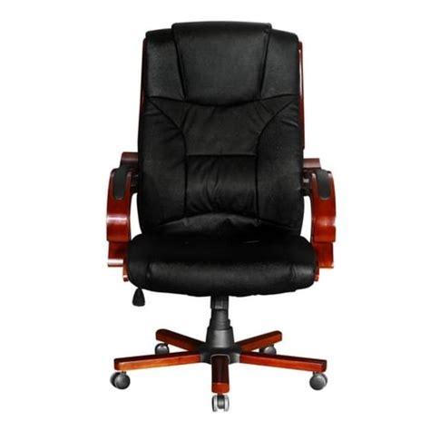 poltrona ufficio offerta sedia poltrona ufficio girevole direzionale pelle e legno