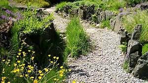 Wege Im Garten : wege im steingarten und garten anlegen pflade treppen ~ Lizthompson.info Haus und Dekorationen