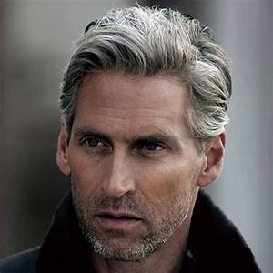 21 Best Men39s Hairstyles For Silver And Grey Hair Men