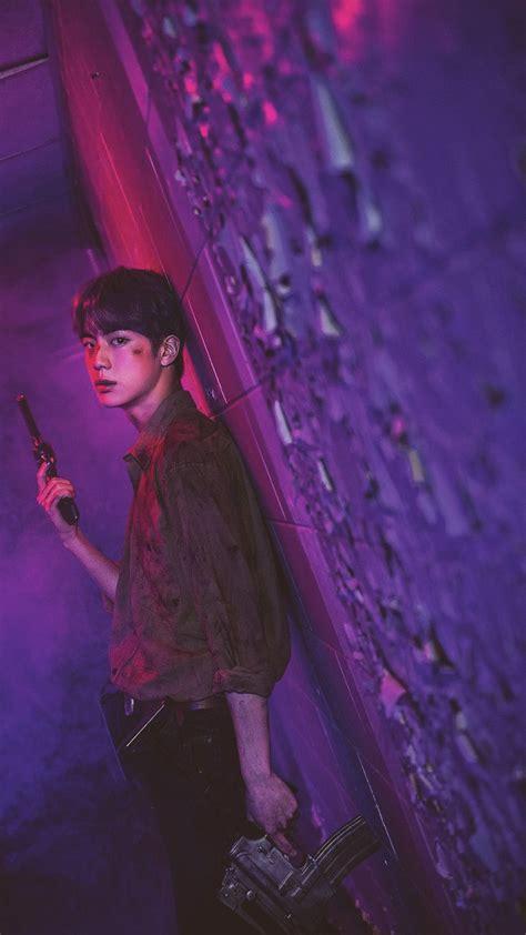 bts purple wallpapers