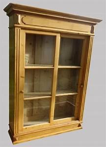 Bibliothèque En Pin : belle biblioth que anglaise ancienne en pin clair ~ Teatrodelosmanantiales.com Idées de Décoration