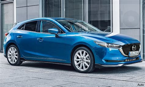 2019 Mazda3 Exterior High Resolution Pictures