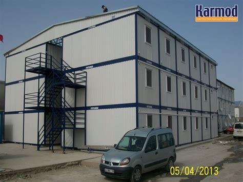 bureau de chantier conteneur portables de bureau du site conteneurs