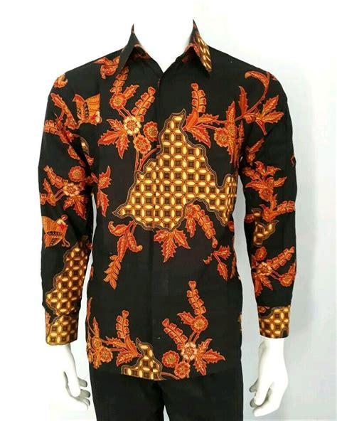 jual baju batik pria kemeja batik pria terbaru fashion pria batik pekalongan di lapak grain