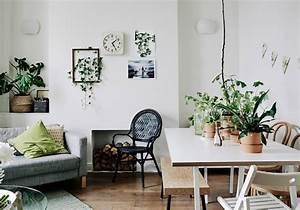Salon salle à manger : comment créer un coin salle à manger dans un petit salon ? Elle Décoration