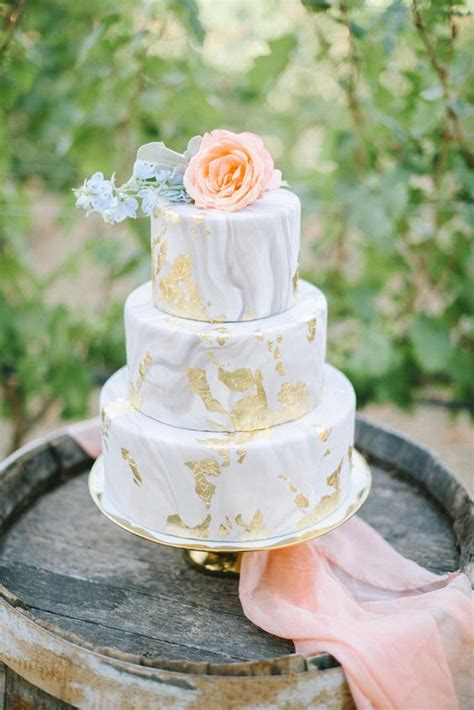 5 Hottest Wedding Cake Trends Of 2017 I Do Yall