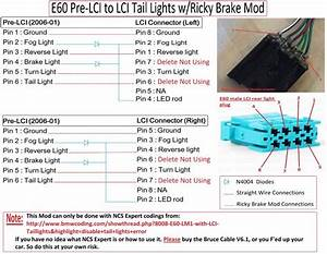 Newb Here  Lci Tail Light Question    - Bimmerfest