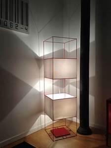 Abat Jour Design : abat jour design nouvelle cr ation d 39 un lampadaire pour ~ Melissatoandfro.com Idées de Décoration