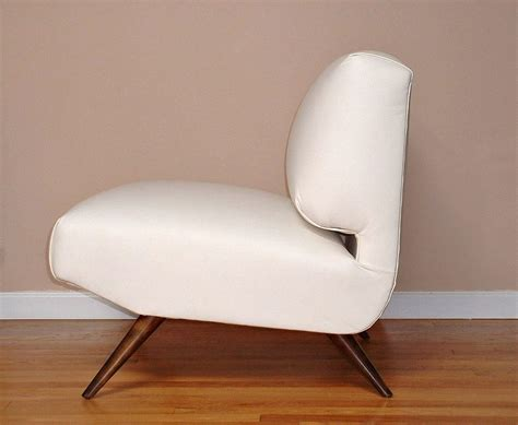 Gorgeous Leather Slipper Chair Offering Stunning Vibes And Comfy Atmospheres Loveseat And Chair Covers Skirted Dining Chairs Ikea Floor Ergonomic Staples Kids Peacock Arm Walmart Foam That Turns Into A Bed Patio Glider