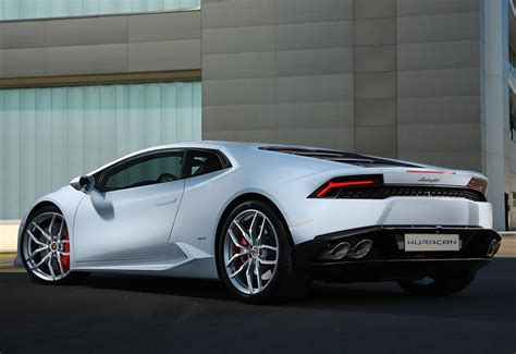 lamborghini huracan lp  specifications photo