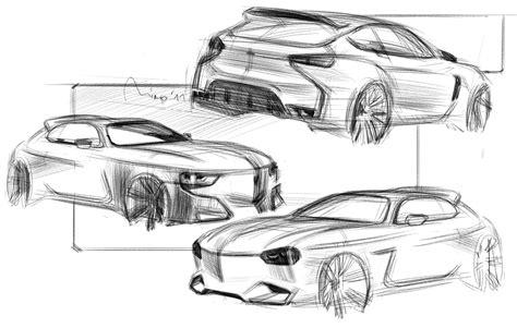 Car Sketch, Sketches